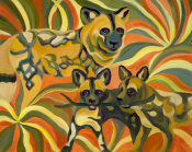 Tummy Rubb Studio - Wild Dogs
