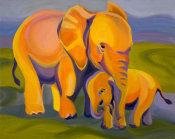 Tummy Rubb Studio - Elephants