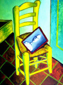Victor Jose - Frame Chair