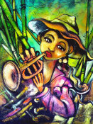 Victor Jose - Trumpet Player