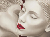 Eleanor Setti - Eternal Lovers (detail)