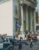 Mort Kunstler - The Kill Crazy Life of Dillinger