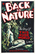 Hollywood Photo Archive - Back To Nature, 1933