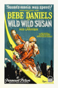 Hollywood Photo Archive - Bebe Danials, Wild Wild Susan, 1925
