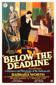 Hollywood Photo Archive - Below The Deadline with Barbara Worth, 1914
