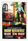 Hollywood Photo Archive - Buddy Roosevelt, Ride Em High