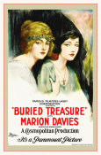 Hollywood Photo Archive - Buried Treasure, Marion Davies,  1922