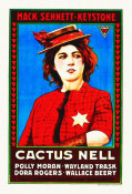 Hollywood Photo Archive - Cactus Nell, 1917