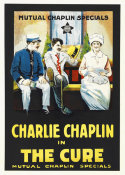 Hollywood Photo Archive - Chaplin, Charlie -The Cure poster