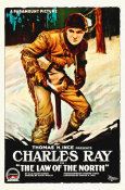 Hollywood Photo Archive - Charles Ray, The Law Of The North,  1918