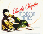 Hollywood Photo Archive - Charlie Chaplin, Modern Times