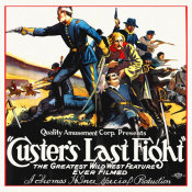 Hollywood Photo Archive - Custers Last Fight,  1912