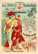 Hollywood Photo Archive - Paris Revue 1893
