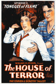 Hollywood Photo Archive - The House Of Terror, Missing Men, Ep 1 Pat OBrien, Dorothy Tallcot