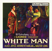 Hollywood Photo Archive - White Man, 1924