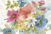 Lisa Audit - My Garden Bouquet I