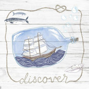Sara Zieve Miller - Ship in a Bottle Discover Shiplap