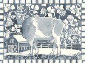 Miranda Thomas - Farm Life II Stripe Border