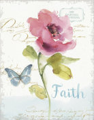 Lisa Audit - Rainbow Seeds Floral VI Faith