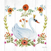Farida Zaman - Swan Love I