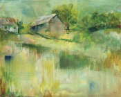 Sue Schlabach - September Barns
