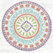Mary Urban - Lovely Llamas Mandala II