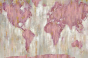 Silvia Vassileva - Blushing World Map v2 Crop