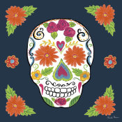 Farida Zaman - Day of the Dead I