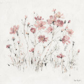 Lisa Audit - Wildflowers II Pink