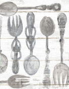 Albena Hristova - Spoons and Forks III Neutral