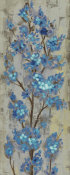 Silvia Vassileva - Almond Branch II Blue Crop