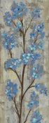 Silvia Vassileva - Almond Branch I Blue Crop