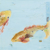 Kellie Day - Fish in the Sea II Aqua