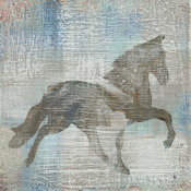 Studio Mousseau - Cheval II Brown