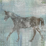 Studio Mousseau - Cheval I Flipped Brown