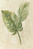 Albena Hristova - Tropical Leaves Neutral