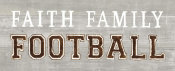 Marco Fabiano - Game Day III Faith Family Football