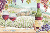Daphne Brissonnet - Wine Country I