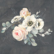 Danhui Nai - Roses and Anemones Square