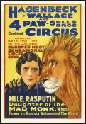 Hollywood Photo Archive - 4 Paw-Sells 1918