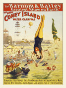Hollywood Photo Archive - Barnum & Bailey Coney Island Water Carnival 3g10497u