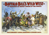 Hollywood Photo Archive - Buffalo Bill's Wild West And Congress Of Rough Riders Of The World