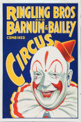 Hollywood Photo Archive - Circus Poster - Ringling Brothers And Barnum & Bailey, 1930s