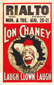 Hollywood Photo Archive - Poster - Laugh, Clown, Laugh 03