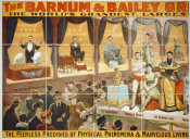 Hollywood Photo Archive - The Barnum & Bailey Greatest Show On Earth 1899