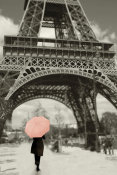 Sue Schlabach - Paris in the Rain II