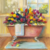 Carol Rowan - Bathtub Bouquet II