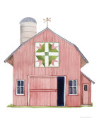 Kathleen Parr McKenna - Life on the Farm Barn Element I