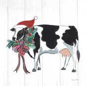 Farida Zaman - Holiday Farm Animals IV