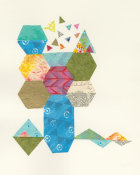 Courtney Prahl - Modern Abstract Design I